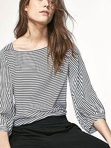 Дамска блуза на райе - тотален хит за пролетно-летния сезон